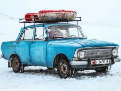 Veilig met de auto naar de sneeuw